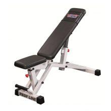 Атлетическая скамейка регулируемая мобильная СТ-302.2