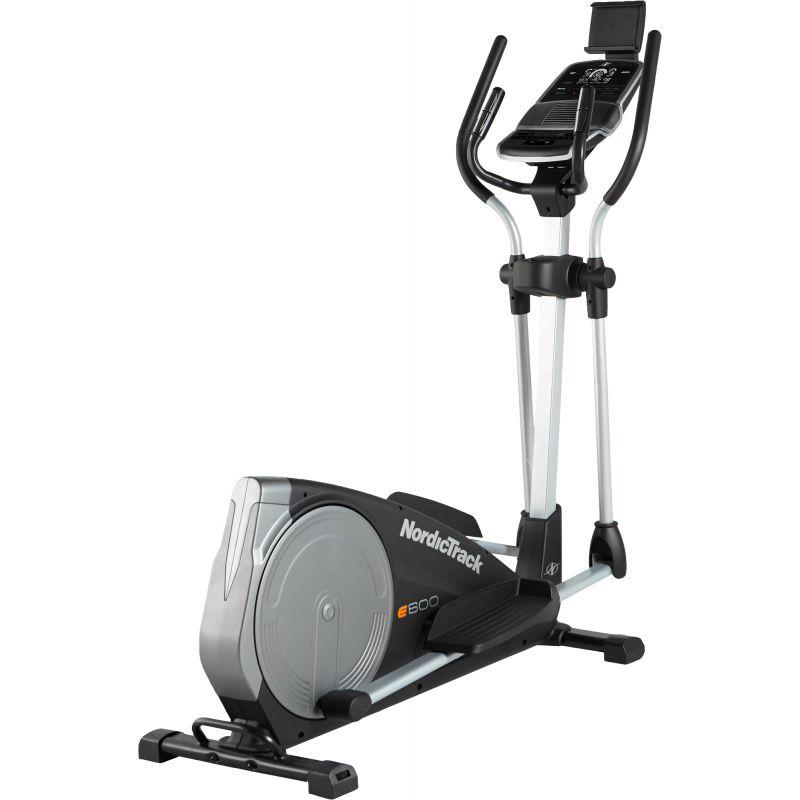 Купить  Эллиптический тренажер NordicTrack E600
