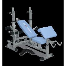 Атлетическая силовая скамья Carbon MB-60