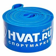 Синяя резиновая петля (23-68 кг)
