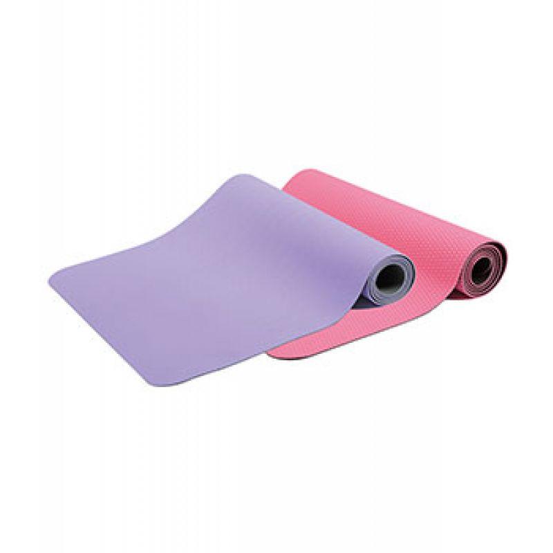 Купить FT-YGM-TPE-6-V-P Эко-мат для йоги с отверстиями для хранения